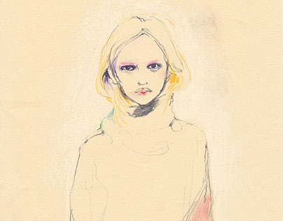 Fashion illustration SS15/AW15