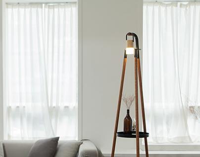 Celador. floor lighting