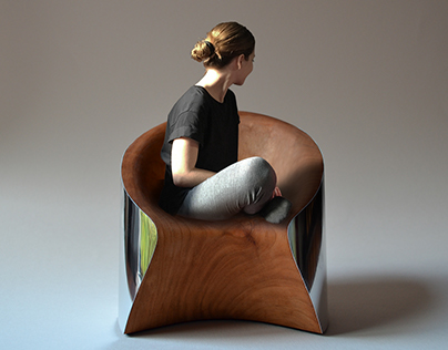Crater Armchair