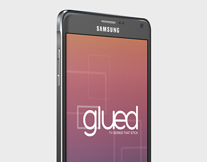 Samsung Glued