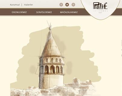 Pelit | Website