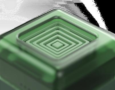 Cube Diffuser