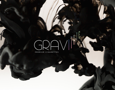 Gravitate Premium Cigarettes (school work)