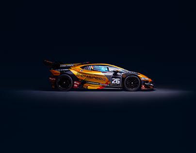 Semspeed Huracán Super Trofeo