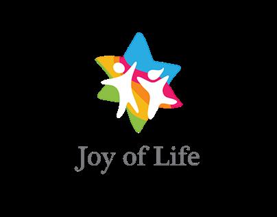 Logo design for children camp