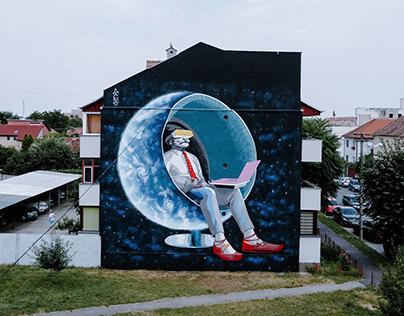 RePlay Mural