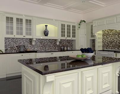 Classical Kitchen Design