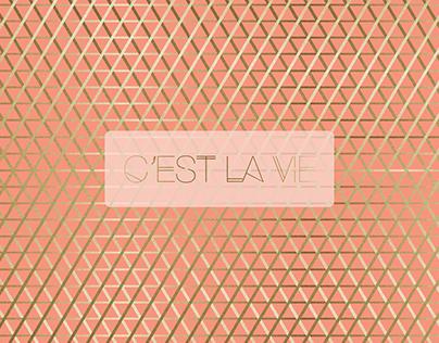 Desktop Wallpaper - C'est La Vie