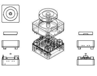 OPrinter - New Generation of 3d Printers.