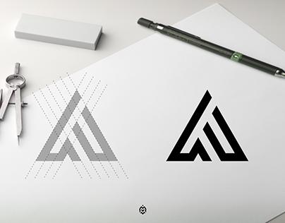 TU monogram logo concept