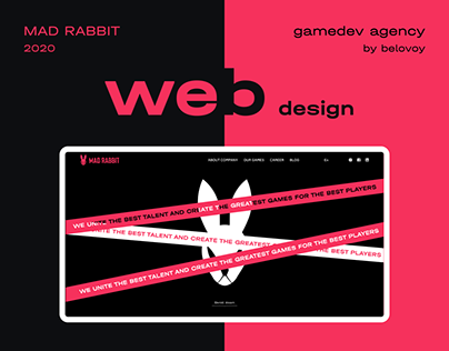 Mad Rabbit - Gamedev agency