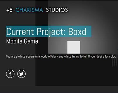 Web Design - +5 Charisma Games