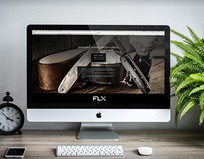 FLX Promo Landing Page and Eblasts