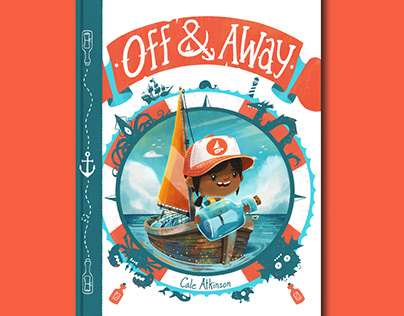 Off & Away - Picture Book