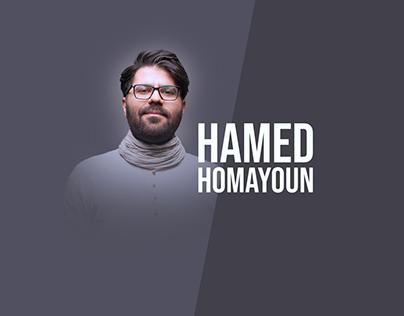 Hamed Homayoun live in London [2017]