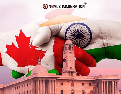 Novus Immigration Delhi