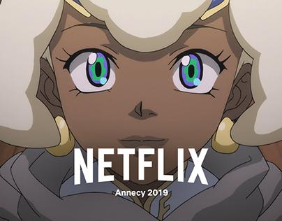 Netflix | Annecy 2019 Deck Presentation