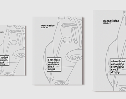 Transmission - A magazine about automobiles - Issue #01