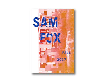 Sam Fox Calendar of Events