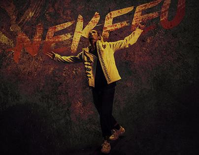 Nekfeu - Photo manipulation