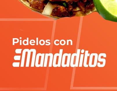 SOCIAL MEDIA - Mandaditos