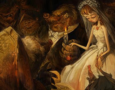 Аlternative story of Thumbelina