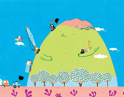 2016bologna children's book fair selected work
