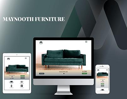 "Furniture Website ""Maynooth Furniture"""
