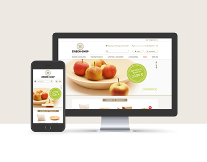 Online shop for Swiss pine products