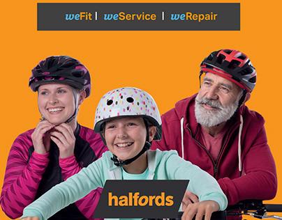 Halfords - Lets keep moving