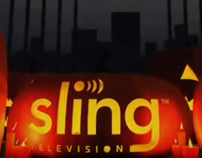 Happy Halloween - Sling TV