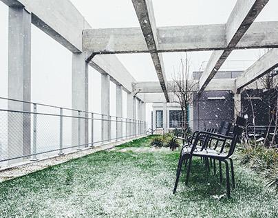 Let it snow aux Magasins Généraux