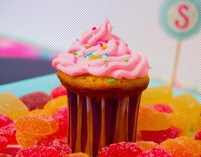 Sara 1st / Cupcake Party