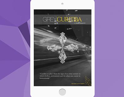 Grey Curitiba - Publicação Interativa para IPad