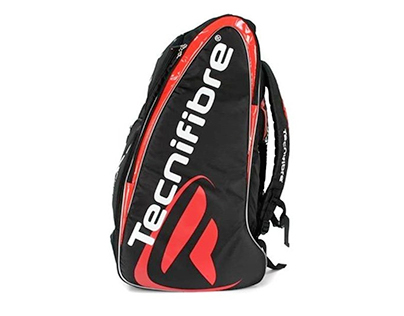 Tennis Bag for Top Pro Players Innovative standing bag.