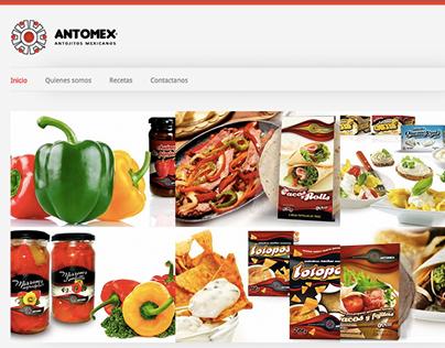 Diseño digital y armado de sitio web