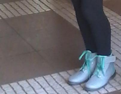 Diseño de calzado (2015)