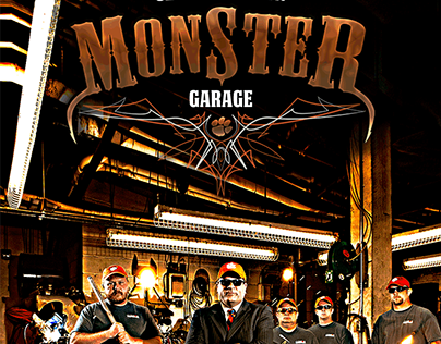 Clemson's Own Monster Garage