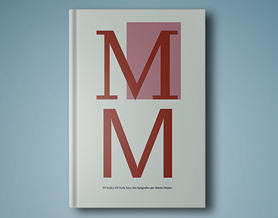 Espécimen tipográfico | Martin Majoor