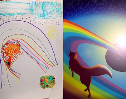 AKV Creative Tale : Koosje & Cheyenne