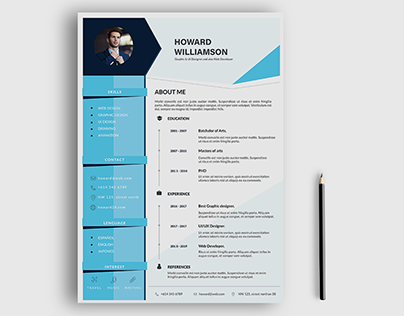 Resume and Cover letter Design