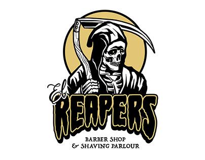 BRANDING: EL REAPERS BARBERSHOP