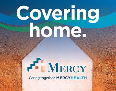 Mercy Health — Lake Erie Crushers advertising