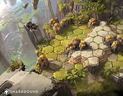 Shardbound -  Spiritwalk Games - Look Development