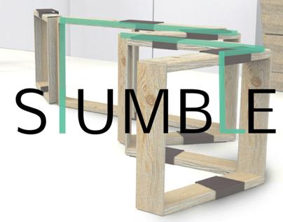 Stumble - Product design