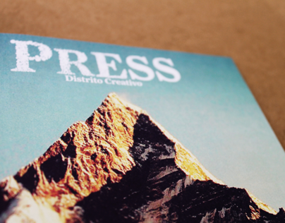 PRESS | Editorial project