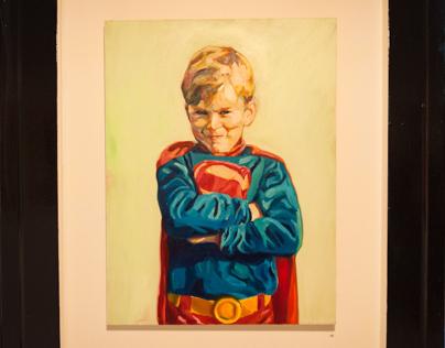 "Thomas Gibbs ""Becoming"" Art Exhibition"