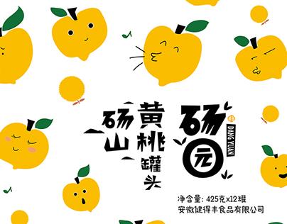 [2015砀园黄桃小鲜肉]品牌形象提升