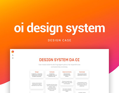 Oi Design System