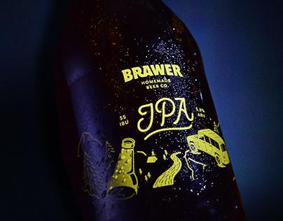 Brawer™ homemade beer co.